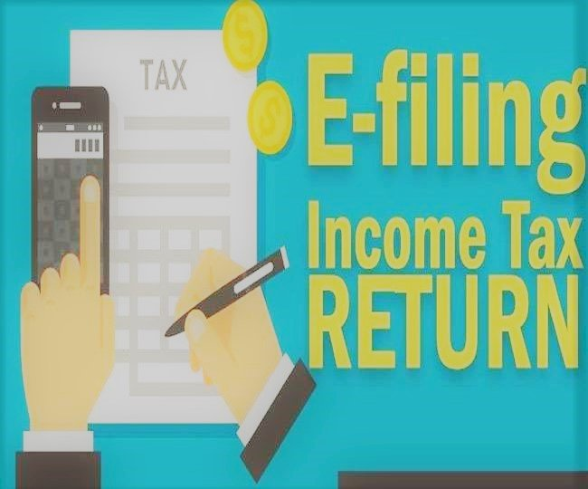 INCOME TAX RETURN FOR FY 2019-20