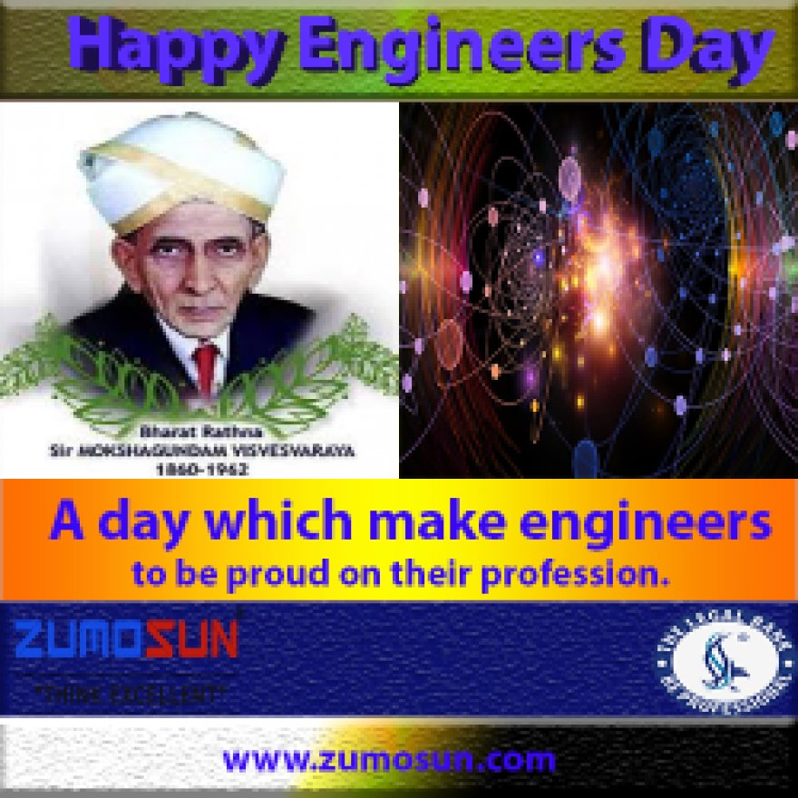 Happy Engineers Day:-Wish, Message and Significance